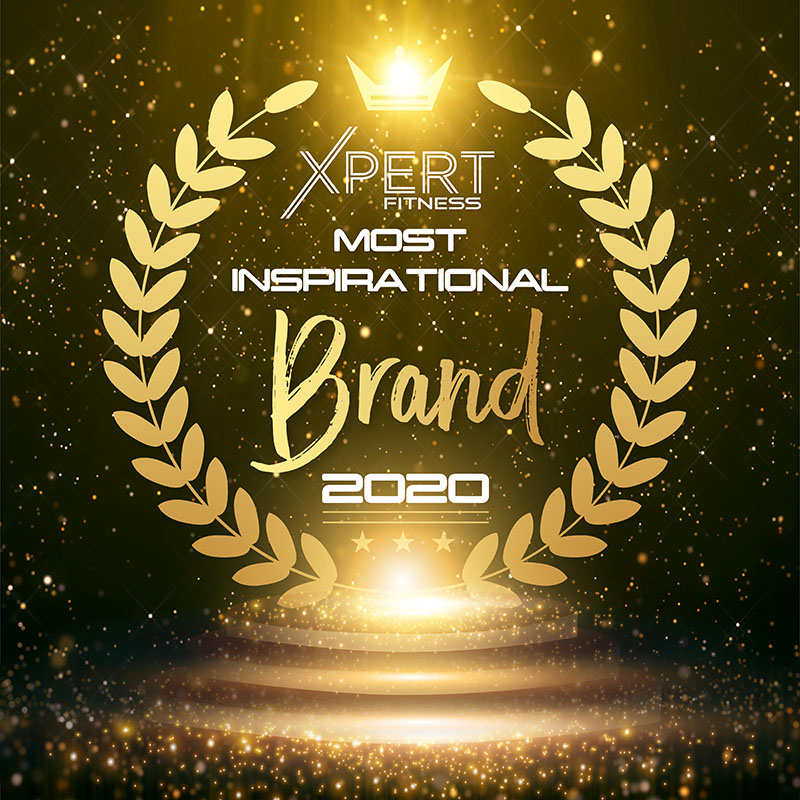 XPERT Industry Most Inspirational Brand
