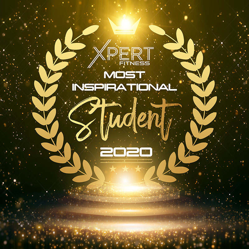 XPERT Industry Most inspirational Student